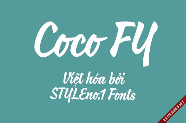[Vintage Script] Coco FY Việt hóa