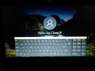 Cara Menampilkan Keyboard di Laptop