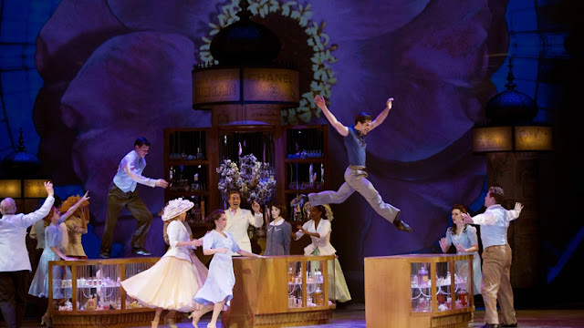 An American in Paris na Broadway em Nova York