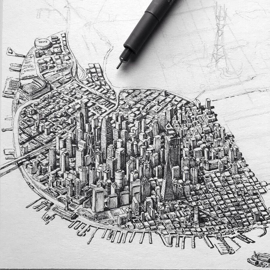 03-Imaginary-Cityscape-Tim-Stokes-www-designstack-co