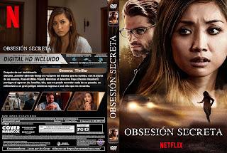 OBSESION SECRETA -Secret Obsession 2019[COVER DVD]