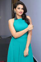Priya Singh in a sleeveless Green Gown at Manasainodu music launch 011.08.2017 ~ Exclusive Celebrity Galleries 010.JPG