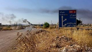 Allahu Akbar! Pejuang Suriah Rebut 2 Kota dan Hancurkan 2 Jet Tempur di Hama