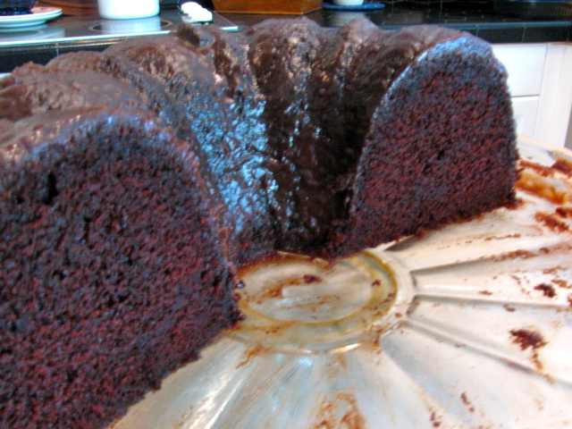 Rita S Recipes Dark Chocolate Bundt Cake
