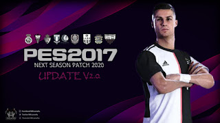 PES 2017 Next Season Patch 2020 Update v2.0