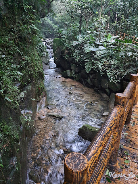 拉波波村營區芬多精的休閒步道