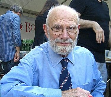 腦神經科學家Oliver Sacks(全名:Oliver Wolf Sacks)
