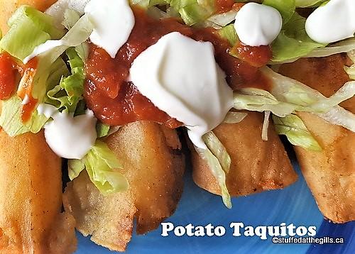 Potato Taquitos