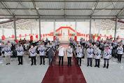 Dihadiri Bupati Wongkar, Lengkong Pimpin PGRI Minsel