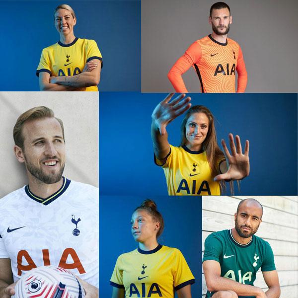 Tottenham Hotspur 2020-21 Kit