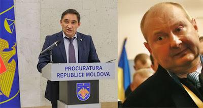 Молдова обвинила госструктуры Украины в похищении бывшего судьи Чауса