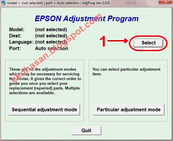 How To Reset Epson L110 L210 L300 L350 L355 Printer - Best