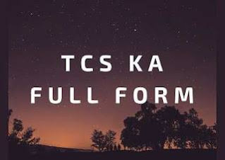 10 Useful TCS Full Forms | Do You Know?