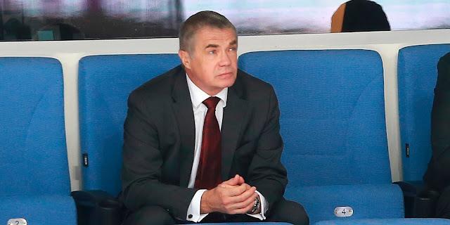 Медведев рассказал об упразднении в «Зените» должности президента