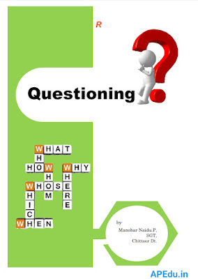 Types of Questions ...Book by P. Manohar Naidu