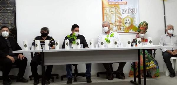15 anos do Movimento Pró-Museu em Paulista