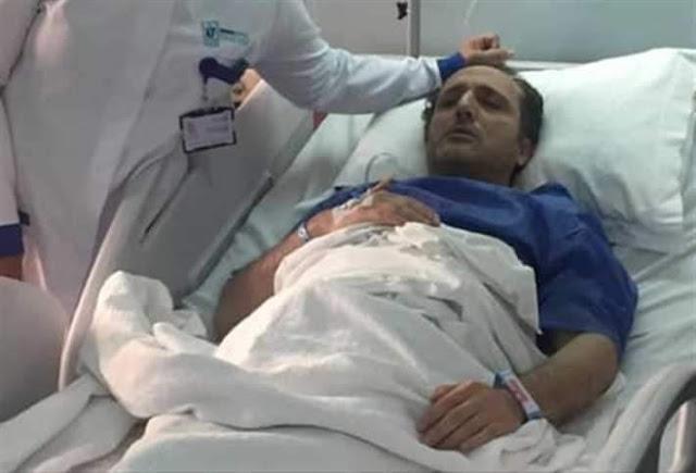 بعد إصابته بالسرطان..شريف مدكور يصدم جمهوره مرة أخرى بقطع في شبكية العين
