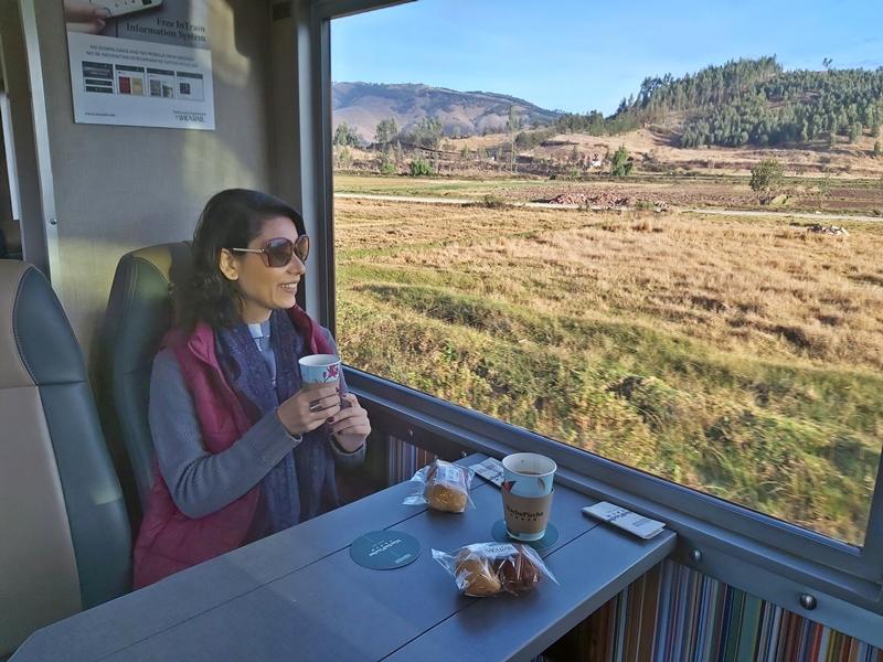 Como comprar as passagens de Trem a Machu Picchu
