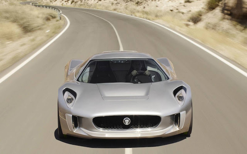 Jaguar CX75 concept wallpaper 11 title=