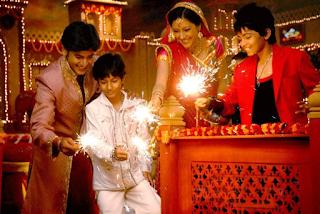 Happy Diwali 2016 images child face 3