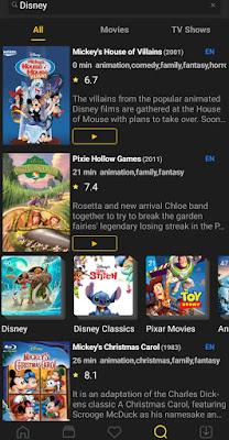 افضل تطبيق مجاني لمشاهدة الافلام