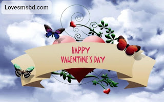happy valentine day rose photo