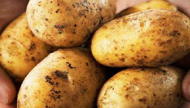 φλούδα της πατάτας