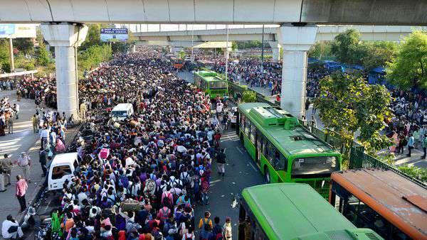 Covid-19 Delhi