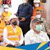 Walikota Makassar Dampingi Menteri PUPR Resmikan Jalan Tol Layang Pettarani
