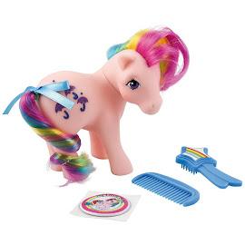 My Little Pony Parasol 35th Anniversary Rainbow Ponies 5-pack G1 Retro Pony