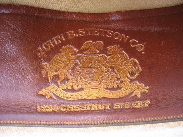 a21ebf9c Heraldry: John B. Stetson Company