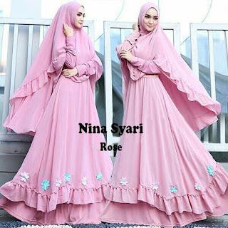 Gamis-Nina-Rose