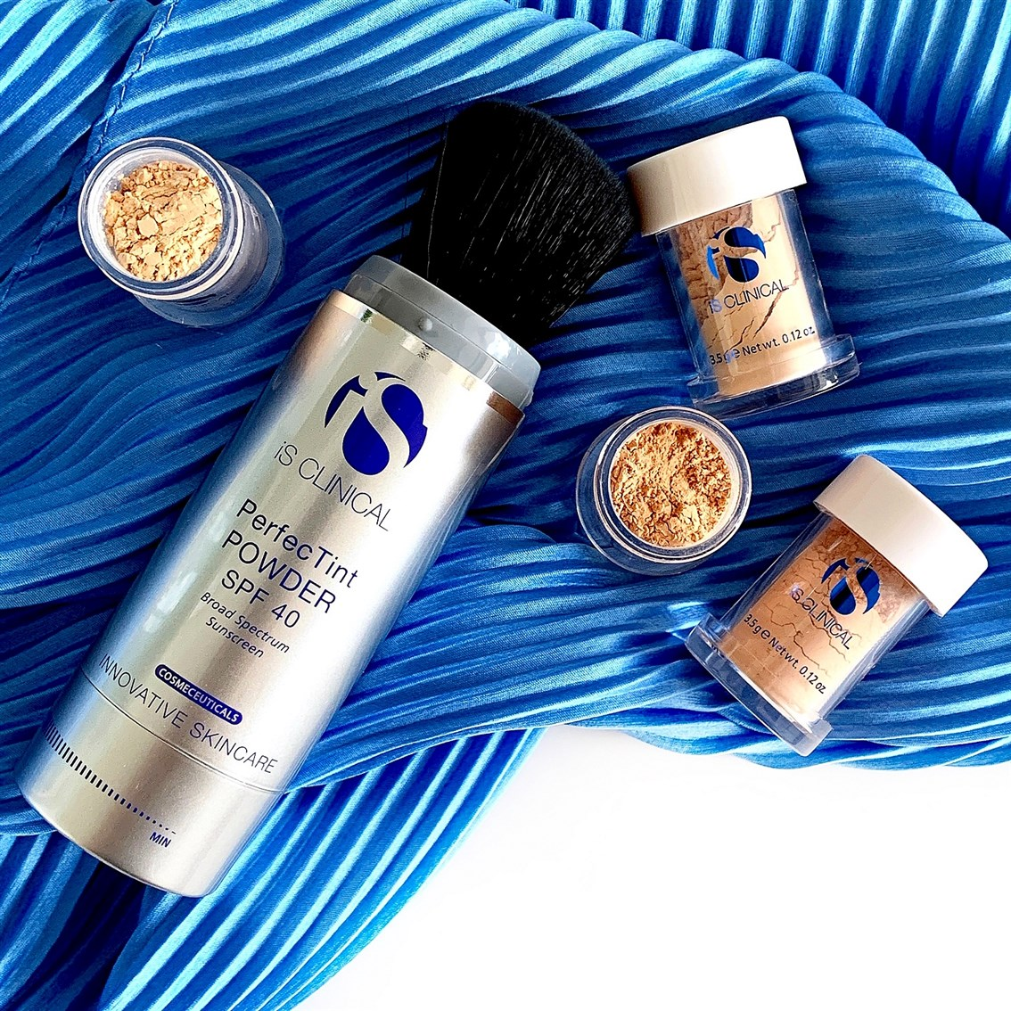 Is Clinical PerfecTint Powder SPF40