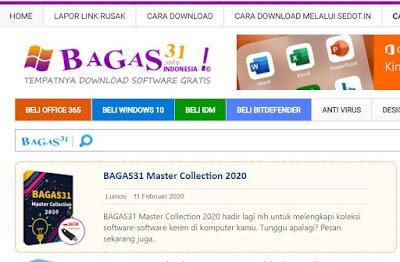 Bagas31 Situs Download Game PC Gratis Dan Super Lengkap