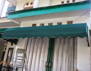 jasa pasang canopy kain murah berkualitas
