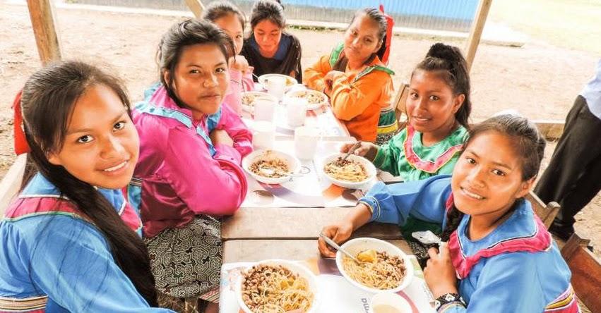 QALI WARMA: Este lunes se inicia el servicio alimentario para 3.7 millones de escolares www.qaliwarma.gob.pe