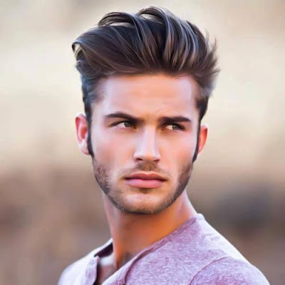 Model Rambut Quiff