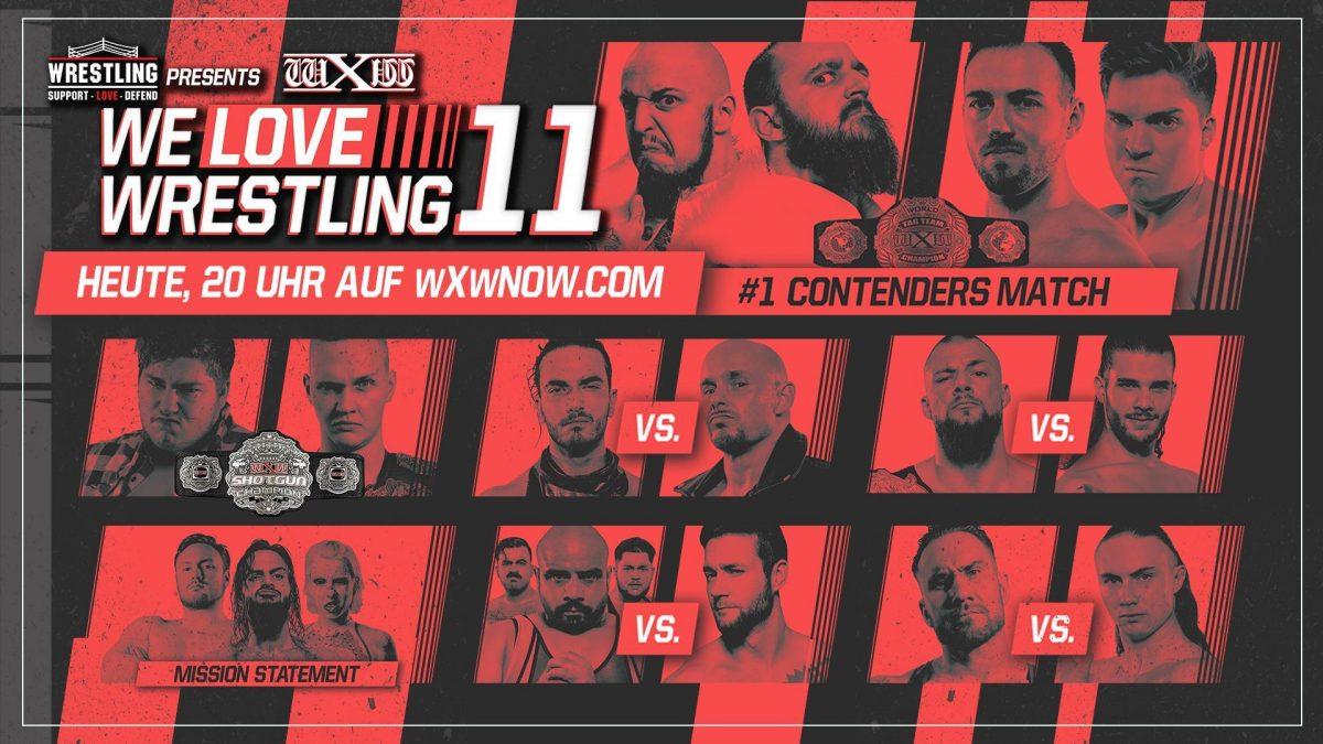 Cobertura: wXw We Love Wrestling (07/05/2021) – Os próximos campeões!