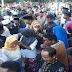 Pasukan Berkuda Sambut Blusukan Doktor Zul di Bima