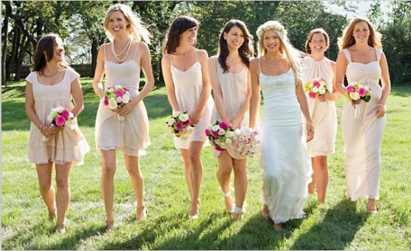 However It Is Not Easy To Make A Wise Decision For There Are So Many Styles Of Bridesmaid Dresses In Addition Some Rules You Must Take Before