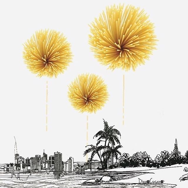 08-Spaghetti-Fireworks-Diego-Cusano-Combining-Drawings-with-the-Real-World-www-designstack-co