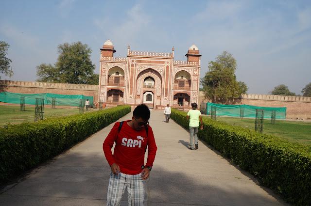 Baby Taj atau yang bernama asli Itimad Ud Daulah Tomb