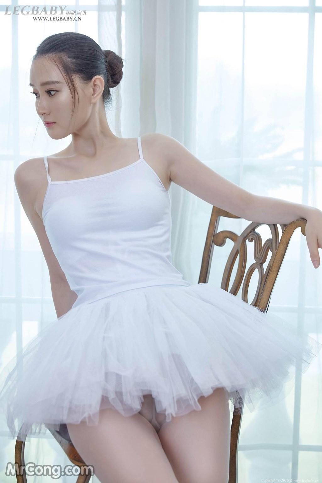 LegBaby Vol.027: Người mẫu Xiao Xiao (潇潇) (64 ảnh)