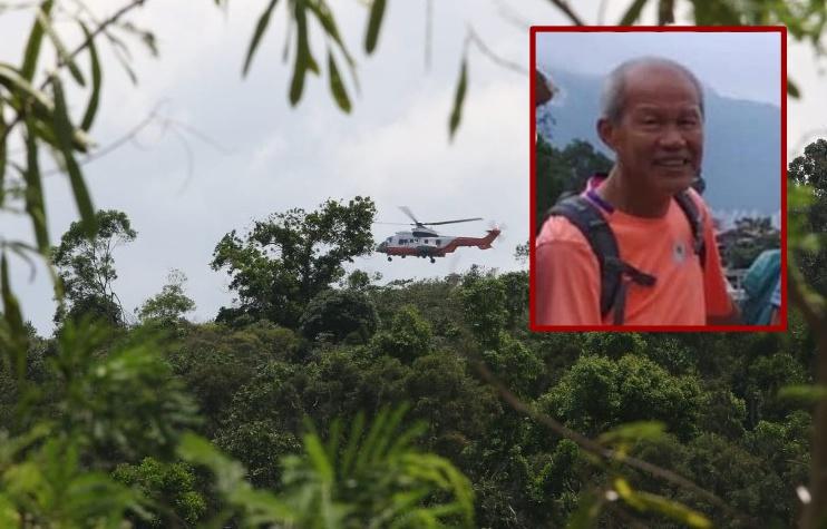 Pergi Hiking ke Wu Kau Tang, Pria 69 Tahun dikabarkan Hilang