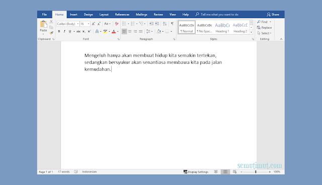 cara membuat tulisan diatas gambar di microsoft word 2010