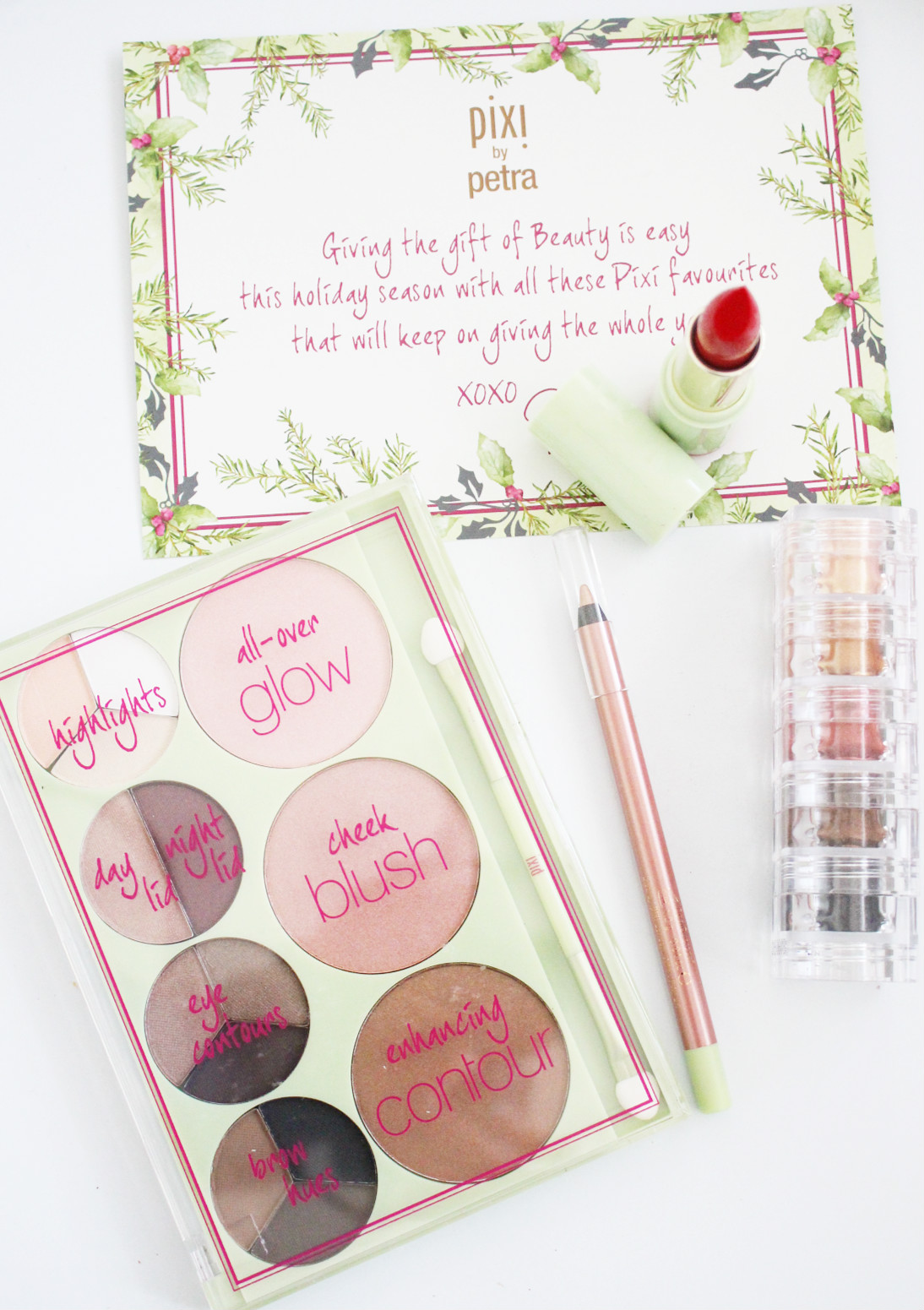 holiday gift guide pix beauty