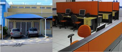 Blue Solutions sede nova em 2007