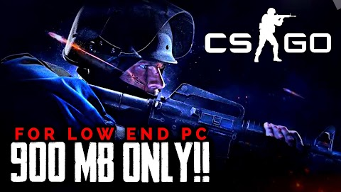 Download CS GO FULL GAME FOR PC HIGHLY COMPRESSED in 900MB PARTS! 2020