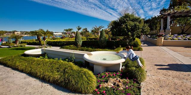 Hollis Garden em Lakeland, na Flórida