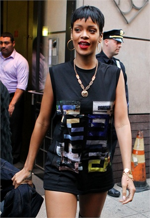 Fashiondaring Style The Come Back Of Bad Girl Riri